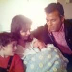 İlk aile fotoğrafım.